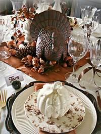 thanksgiving table centerpieces Source : design-remont , hgtv