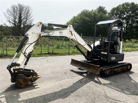 bobcat  mini excavator  sale  smart chevrolet