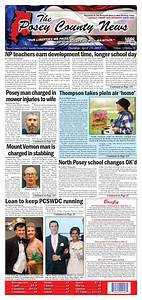 April 21, 2015 - The Posey County News by The Posey County ...