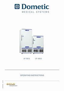 Uff755g Dometic Operator U0026 39 S Manual