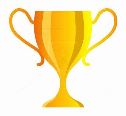 Cup Clipart Winner Winners British Vectors Graphics