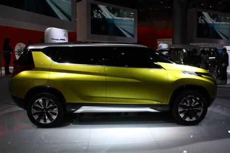 Mitsubishi Concept Ar Side Indian Autos Blog