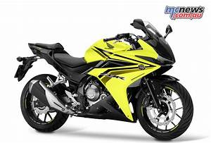 Honda Cbr 500 : 2017 honda cbr500r new colours 7499 price tag ~ Melissatoandfro.com Idées de Décoration