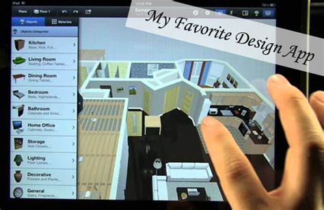 interior design app save time my new fav 3d app interior design for the ipad