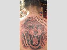 Tatouage Tete De Lionne Femme Tattooart Hd