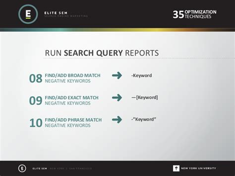 Search Optimization Techniques by 35 Optimization Techniques You Can Make In Your