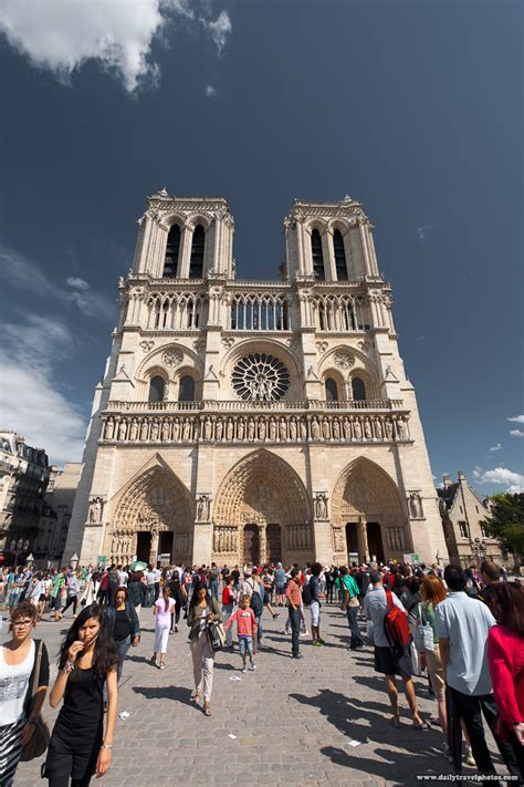 notre dame cathedral paris france foresight