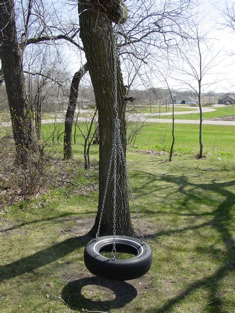 Making A Tire Swing Tirezoo