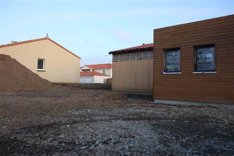 terrassement 31 03 2010 notre maison ossature bois en loire atlantique