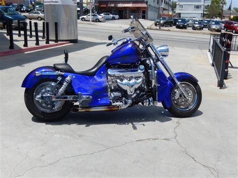 boss hoss ls super sport cruiser motorcycle