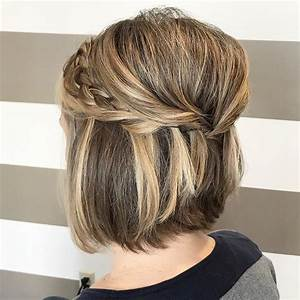 Short Wedding Hairstyles Ideas Of Wedding Updos For Short