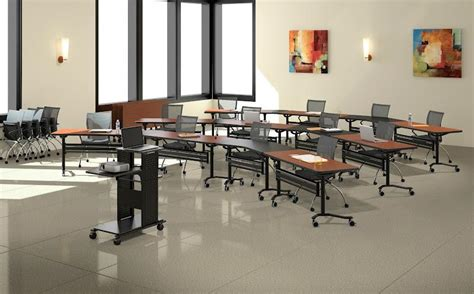 office furniture training room tables bfw mobile training room tables www bfwnashville com
