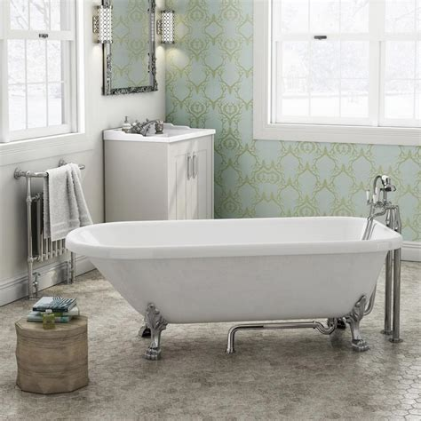 Traditional Exposed Seal Bath Trap & Pipe   Victorian