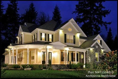 Country - Luxury Home with 4 Bedrms, 4725 Sq Ft | Plan ...