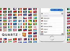 Emoji Blog • How To Use Hidden Emoji Flags On iPhone The