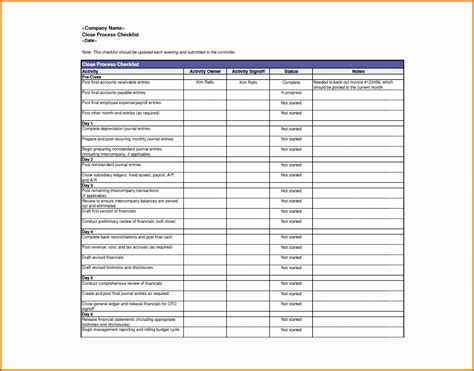 account receivable template excel format