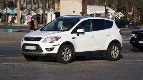 avis sur le ford kuga    retours