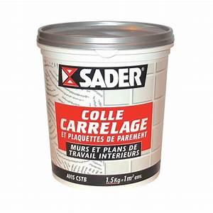 Colle Carrelage Mural 15 Kg 30110146 Sader Home