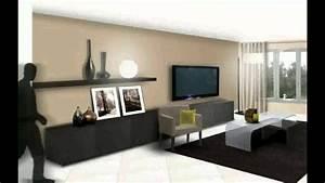Salon Moderne Deco YouTube