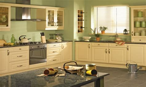 green and orange kitchen ideas yellow kitchen walls with cabinets great home design 6922