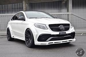 Coupe Mercedes : white mercedes gle coupe with hamann body kit has a wing autoevolution ~ Gottalentnigeria.com Avis de Voitures