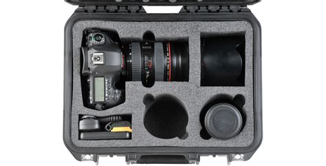 iseries dslr pro camera case  skb  proav