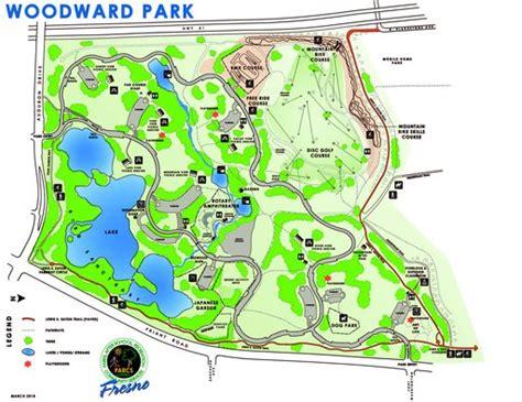 woodward park maplets