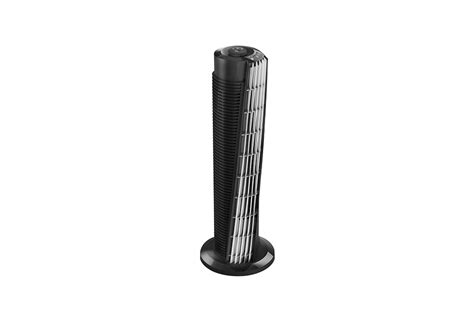 sharper image tower fan whole room circulating tower fan 32 quot sharper image