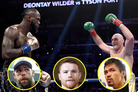 Deontay Wilder vs Tyson Fury 2: Predictions from the ...