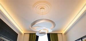 Deckenelemente Mit Beleuchtung : deckengestaltung im raum augsburg ulm und m nchen ~ Sanjose-hotels-ca.com Haus und Dekorationen