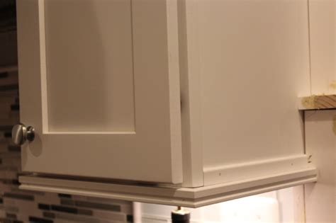 kitchen trim one home made
