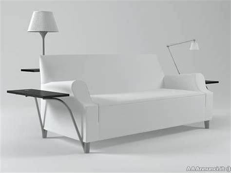 cassina canapé divano cassina philippe starck l w s lazy working sofa