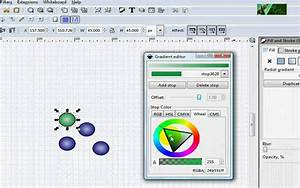 How To Draw Crystal Weaving Diagram Using Inkscape Part 3