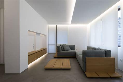 minimalist interior design apartment elia nedkov designs a minimalist interior in sofia bulgaria