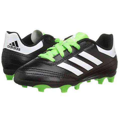 adidas goletto vi fg  black green bb youth