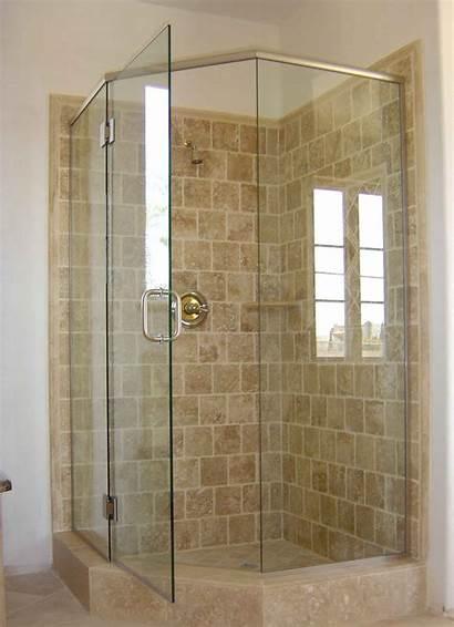 Shower Corner Units Door Homesfeed Without Inside