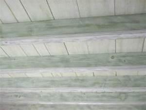 peindre un plafond avec des poutres evtod With peindre des poutres en bois 13 inspirations osez peindre votre plafond frenchy fancy