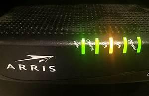 Arris Cable Box Flashing Light