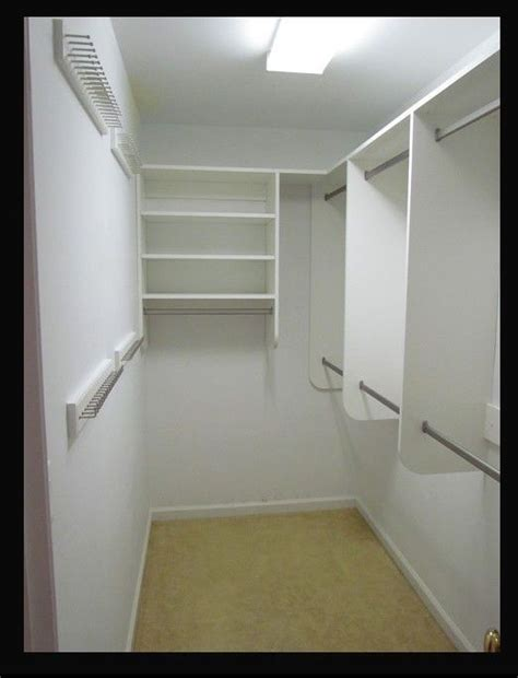 best 25 narrow closet ideas on narrow