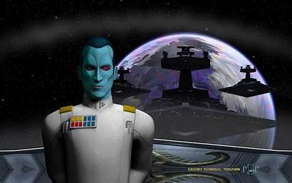 Thrawn Admiral Grand Wars Star Rebels Fanart
