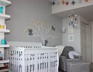 idee deco chambre bebe stickers visuel 1 With déco chambre bébé pas cher avec offrir des roses