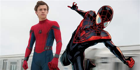 Spider-man Star Hopes To Mentor Miles Morales