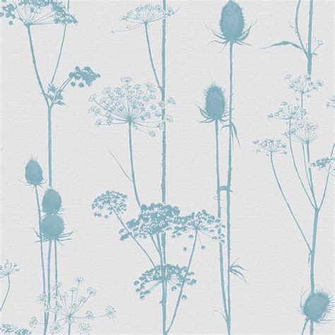 grey bathrooms ideas colours thistle duck egg grey foliage wallpaper