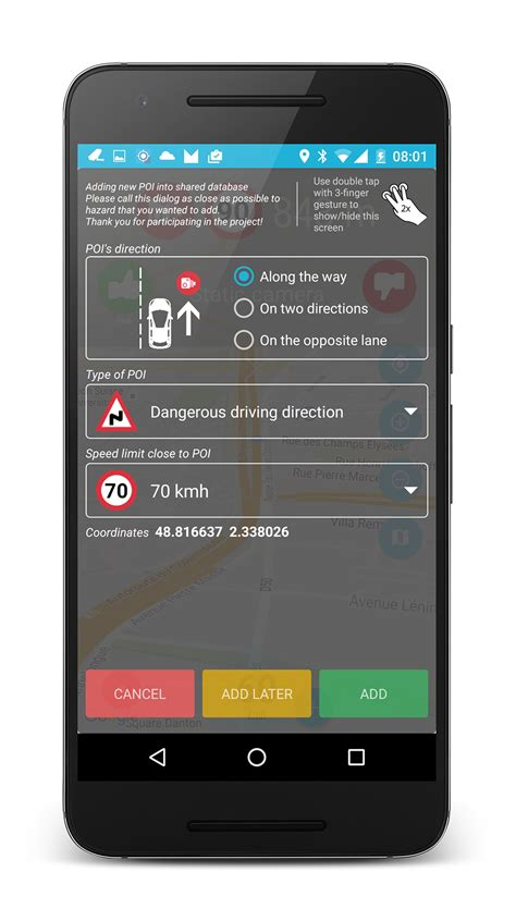 detector android radar detector for android