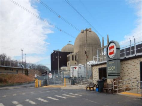 dc cook nuclear generating station irex contracting group
