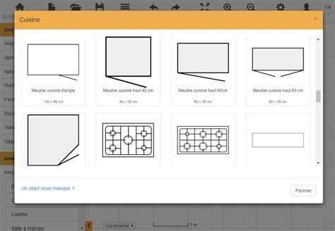 plan de cuisine gratuit logiciel archifacile