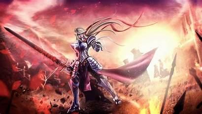 Knight Sword Anime