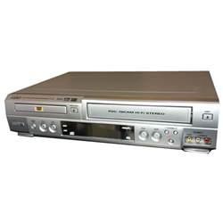 Sanyo DVD Recorder VCR Combo Player