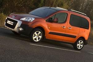 El Peugeot Partner Tepee  Con Sistema Grip Control