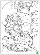 Barbie Coloring Musketeers Three Musketeer Zapisano sketch template